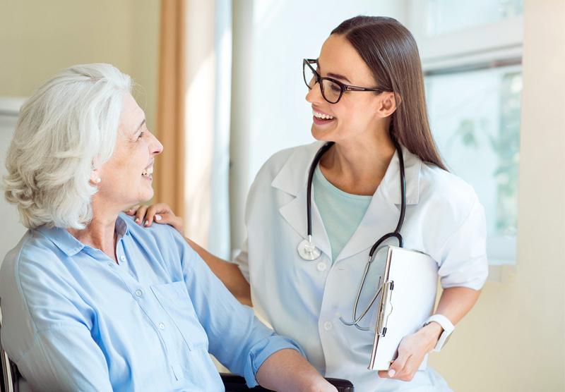 Служба за кућно лечење и здравствену негу