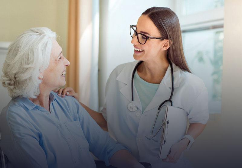Služba za kućno lečenje i zdravstvenu negu